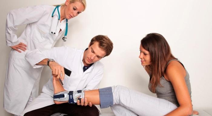 Вызов травматолога на дом в СПб